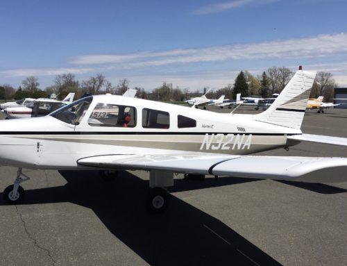 Piper Warrior II – N32NA