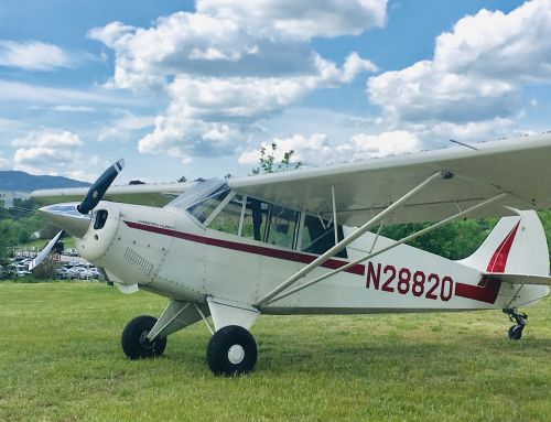 Tailwheel Instruction and Endorsements